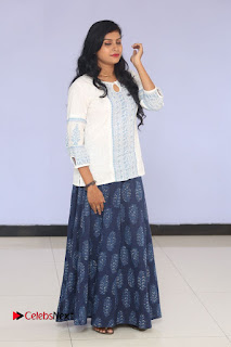 Actress Rithika Pictures at Ameerpetalo Audio Success Meet  0042.JPG