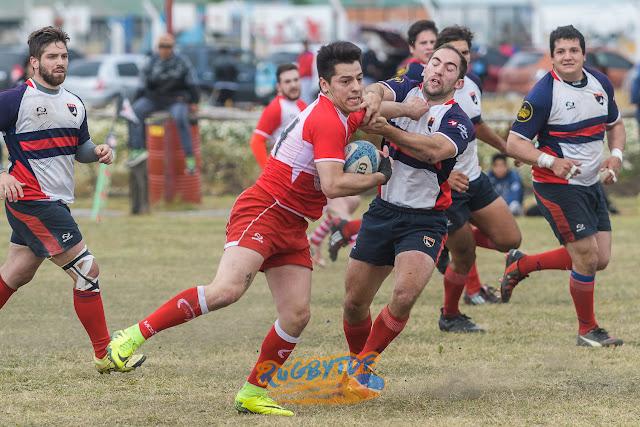 Universitario logró un gran triunfo ante Ushuaia RC