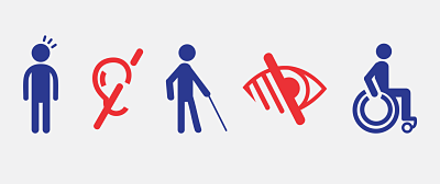 personas capacidades diferentes discapacitados
