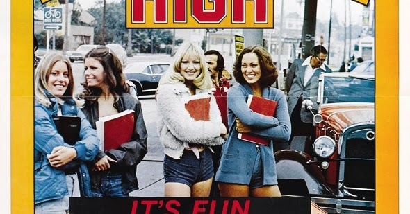 Every 70s Movie Hollywood High 1976