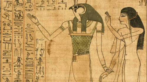 Misteri Buku Kematian Mesir - Egyptian Book of The Dead