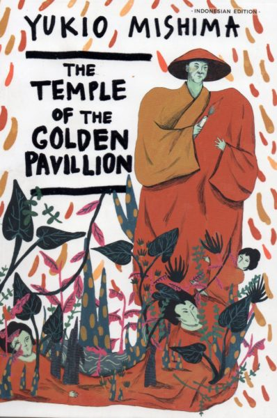 Book Review The Temple of The Golden Pavilion by Yukio Mishima
