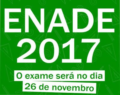 Resultado de imagem para Enade será realizado no domingo; locais de prova já podem ser consultados