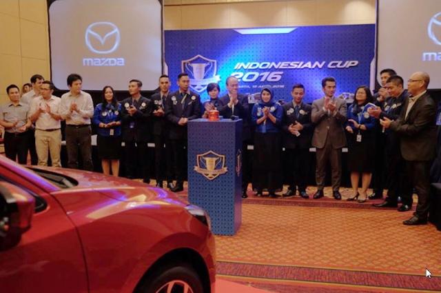 Mazda Indonesian Cup 2016 Melatih Bagaimana Cara Menjual