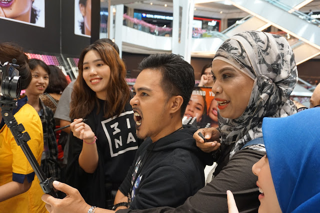 3INA MAKE UP, BEAUTY COSMETICS, RESORTS WORLD GENTING