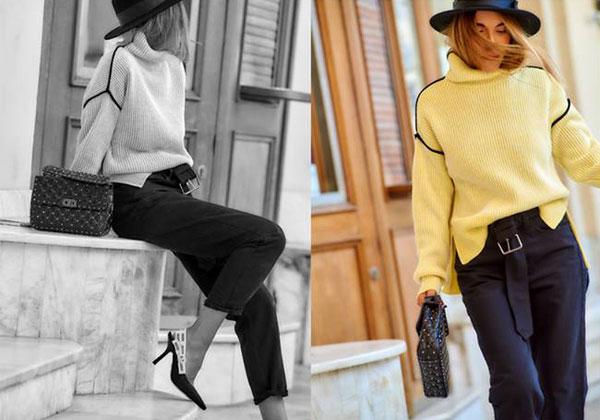 Γυναικεία Πουλόβερ Zini Boutique με έκπτωση έως 50%