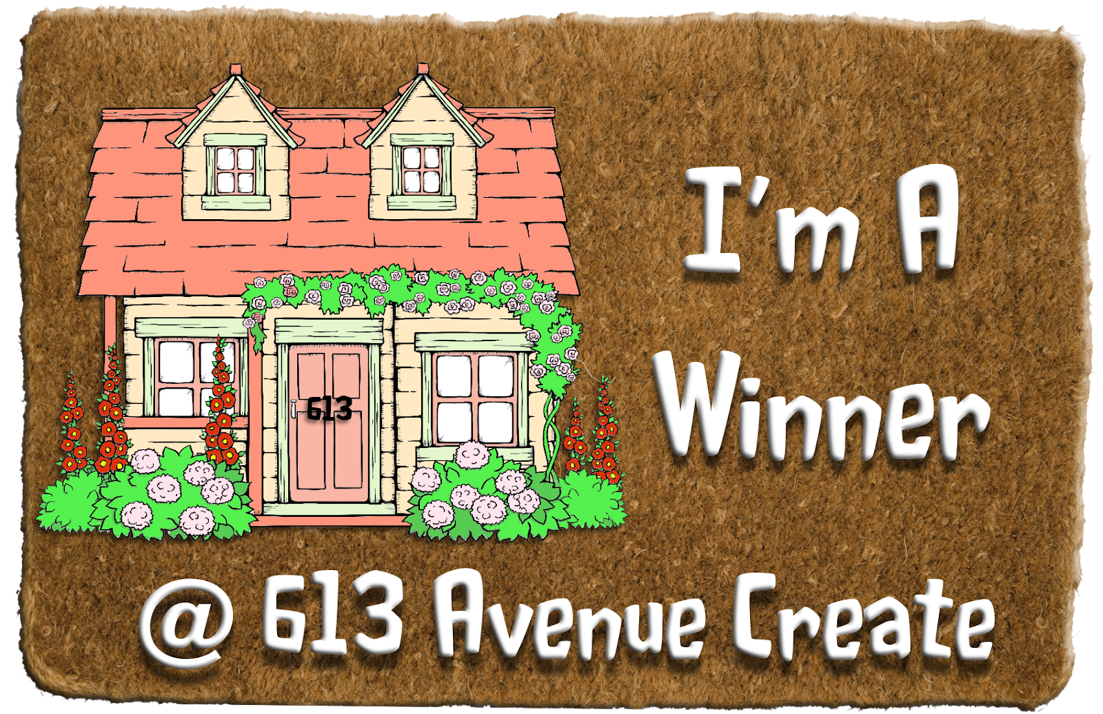 I am a winner at 613 Create