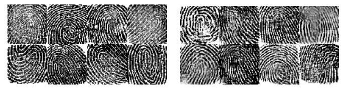 Desbloquear qualquer smartphone com essas impressões digitais falsas