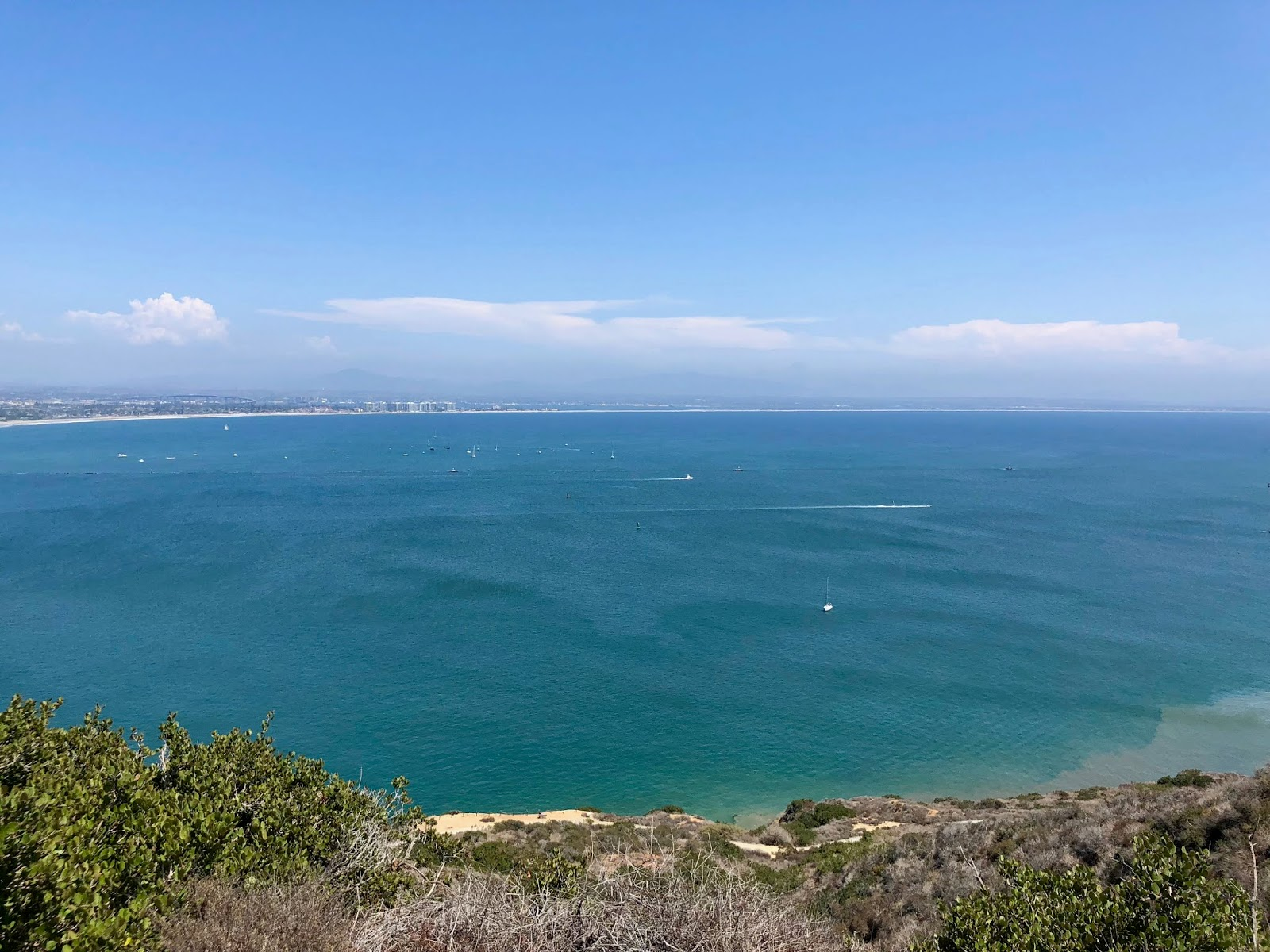 Point Loma, San Diego, California, August 2018