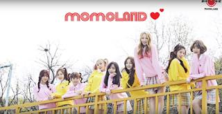 Lyric : Momoland – Wonderful Love