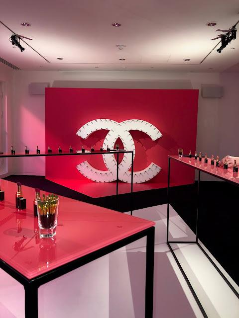 Chanel Beauty Press Launch Spring 2019 London