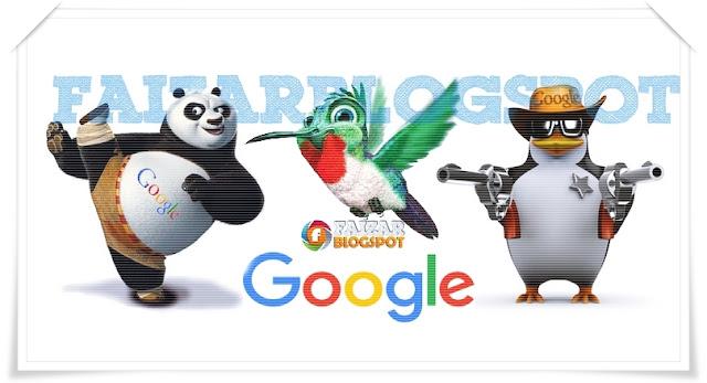 Apa Itu Algoritma Google Hummingbird, Panda, dan Penguin