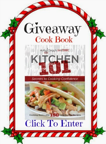 Don't you want to win a Holly Clegg Cookbook?#HolidayGiftGuideBloggers100