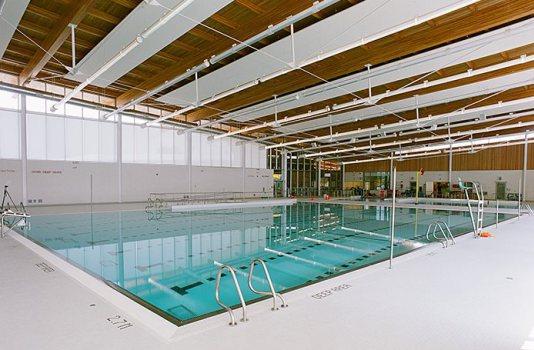 Scg Niagara The St Catharines Kiwanis Aquatics Centre Library