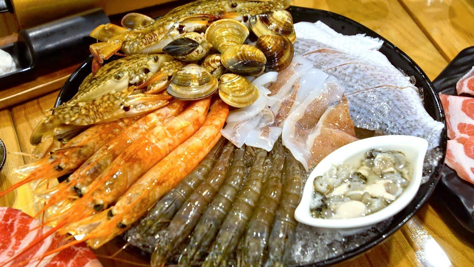 [台南][北區] 淳金鍋|澎湃的海鮮鍋物饗宴|食記