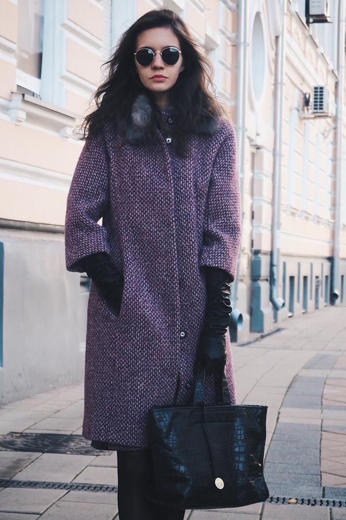 46b841a03 coat - Nelva