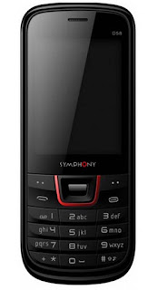 Symphony D58 (Mstar) flash file free download
