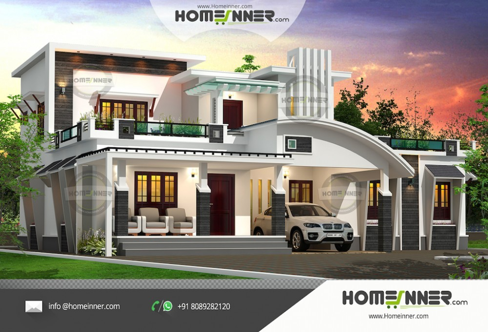 No 1 Kerala Home Design ever