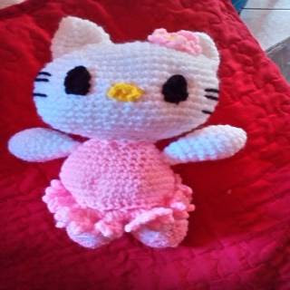 PATRON GRATIS HELLO KITTY AMIGURUMI 30340