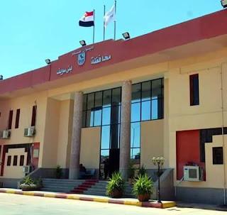الضوابط العامة لتخصيص الأراضى بالمناطق الصناعية التابعة ببني سويف.
