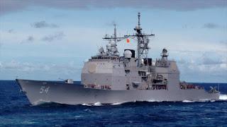 EEUU maniobra con sus buques cerca de las islas que reclama China