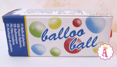 Plastic bubbles Balloo Ball by Dulcop, Italy