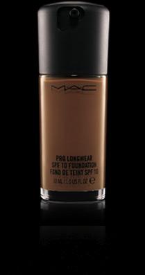 base de maquillaje MAC: Studio fix fluid