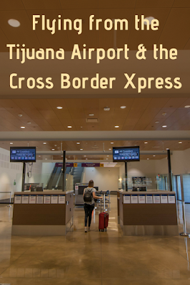 Travel the World: Using the Cross Border Xpress Tijuana airport bridge to fly from the Tijuana airport with Volaris can be a huge time and money saver for San Diego and Southern California.