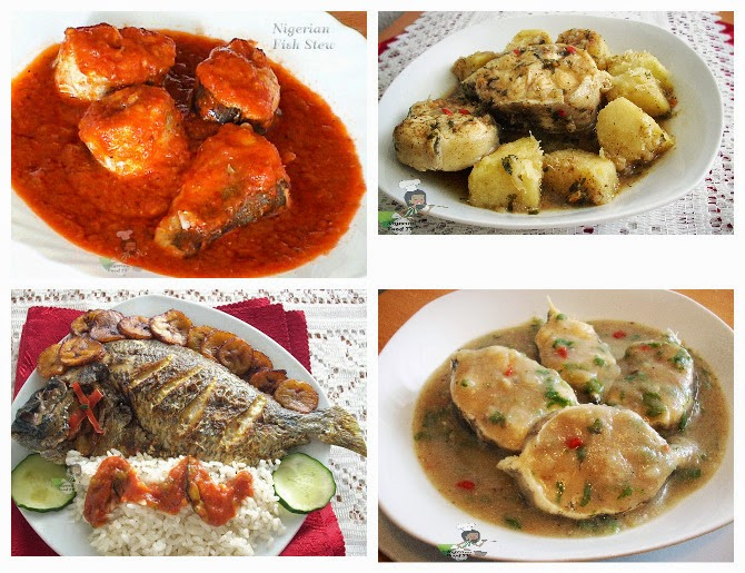 Nigerian Food Recipes For Good Friday