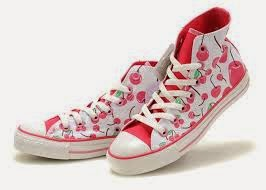 Contoh Model Sepatu Wanita Terbaru