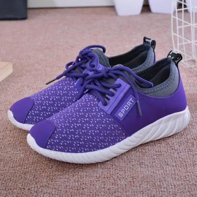 Sepatu Import Wanita - HUJAN DISKON