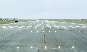 Nigerian airport runway