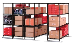 OFM x5 Series Wire Shelving