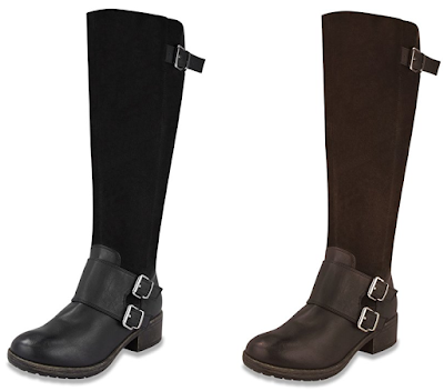 London Fog Nobel High Riding Boots for only $40 (reg $130)