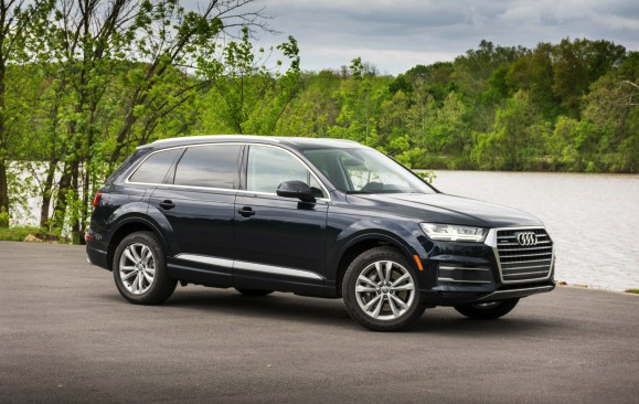 2017 Audi Q7 2.0T Review usa uk ca