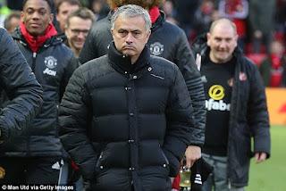 Jose Mourinho IN MAN U