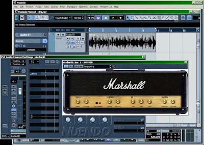 SimulAnalog Guitar