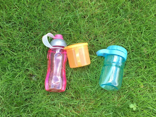 three-drink-containers