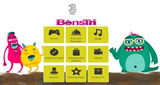 Cara Menukar Poin BonsTri di Bima+
