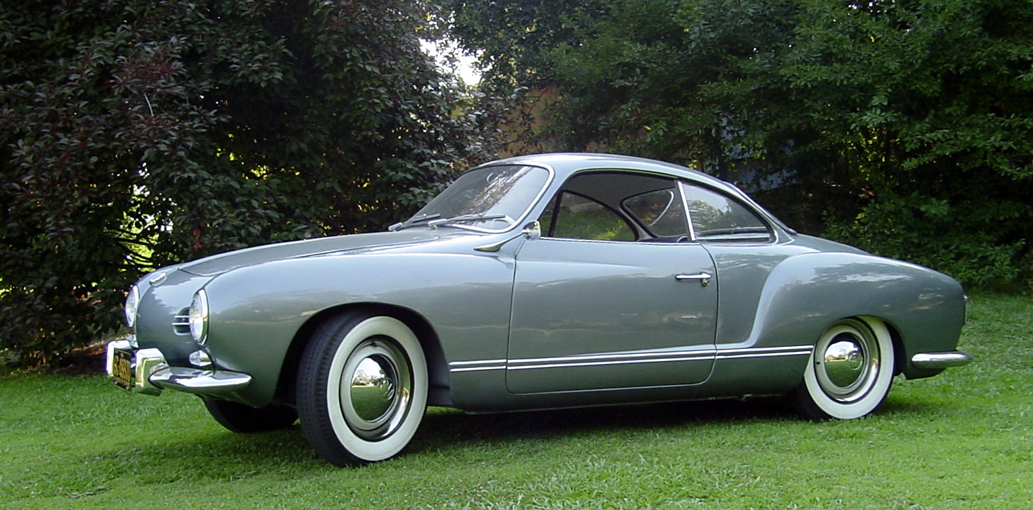 1956 Karmann Ghia lowlight coupe Iu0027d never heard of the lowlight before... good looking & Just A Car Guy: 1956 Karmann Ghia lowlight coupe Iu0027d never heard of ...