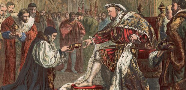 Treason during the english reformation essay