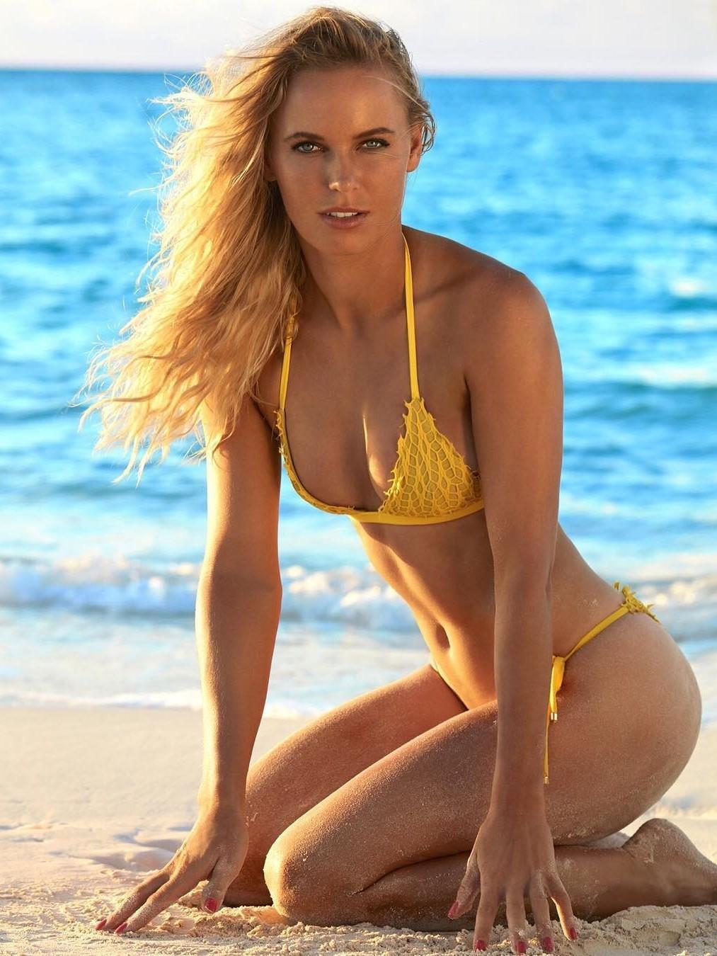 Wta Hotties 2017 Hot-100 1 Caroline Wozniacki -3758