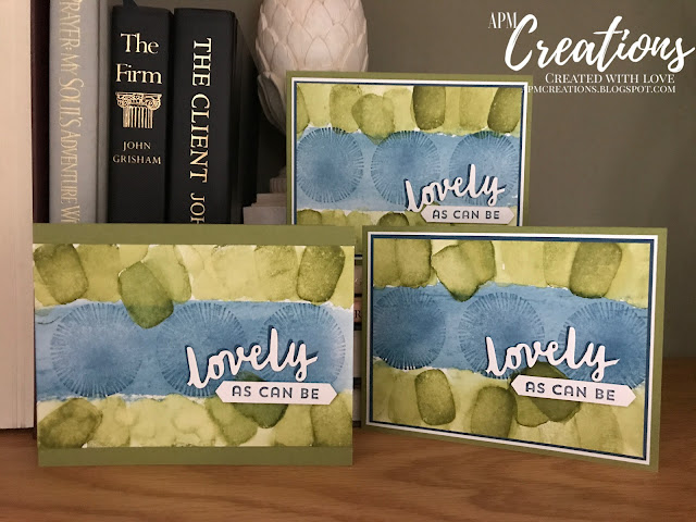 APMCreations | Handmade cards by Angie McKenzie