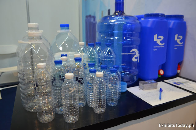 Plastic Waster Bottles & Containers