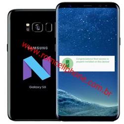 Rom Firmware Samsung Galaxy S8 SM-G950U Android 7.0 Nougat TMK (EUA)