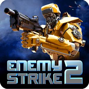 Enemy Strike Mod Apk v1.6.9 Terbaru (Unlimited Gold)