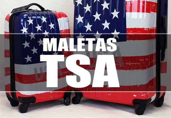 Candado Maleta TSA - Estados Unidos