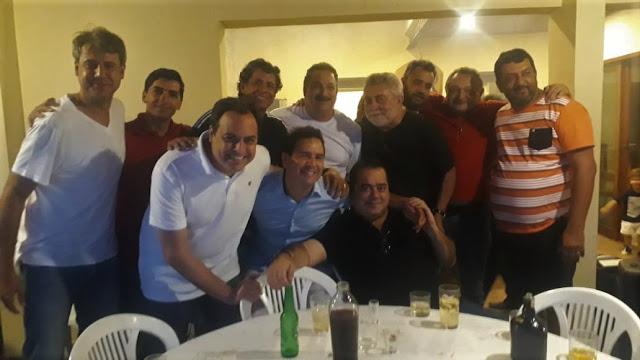 Vereador Boneco reúne-se com lideranças políticas de Pernambuco