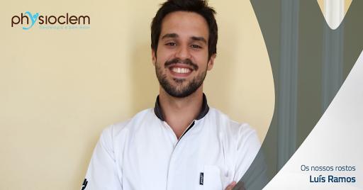 """Luís Ramos: """"A Physioclem é muito mais do que um lugar de trabalho, é uma casa onde aprendo e posso ajudar"""""""