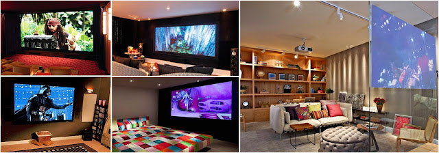 10 Home Theater Halls: How To Do
